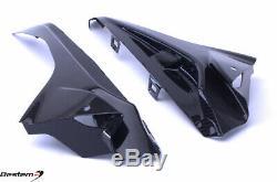 2015-2019 S1000rr Supérieur Dash Admission D'air Couverture Infill Panneau Carénage En Fibre De Carbone