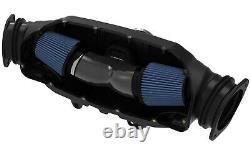 2020-2021 Corvette C8 Afe Black Series Pro 5r Fibre De Carbone Prise D'air Froide