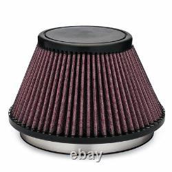Acuity Curl Control Cold Air Intake System Fibre De Carbone 12-15 Honda CIVIC Si Nouveau