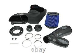 Afe Carbon Fiber Air Intake Pour Ford F150 F-150 Raptor 3.5tt 2.7tt 22hp Gain