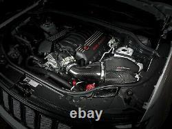 Afe Carbon Fiber Cold Air Intake Pour Jeep Grand Cherokee 12-19 V8 6.4l Hemi Srt8