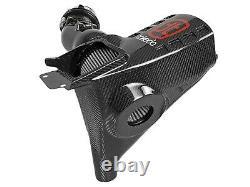 Afe Takeda Carbon Fibre Prise D'air Froide Pour Honda 17-20 CIVIC Type R Fk8 2.0t