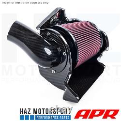 Apr Carbon Fibre Open Air Intake System Vw Golf Mk7 R Gti, Audi S3 8v Mqb 2.0t