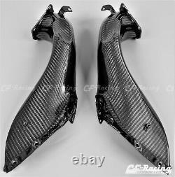Aprilia Rsv4 Rr/rf Air Intake Tubes (2009-2019) Fibre De Carbone
