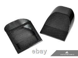 Autotecknic Bm-0021 Carbon Fiber Intake Air Duct Fits 15-18 Bmw M3 M4
