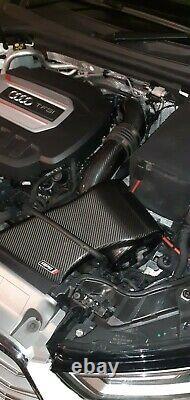 Avr 0300 Prise D'air En Fibre De Carbone Ea888 Mqb 2.0l Audi S3 8v/golf R Mk7 2013-2020