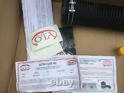Bmc Ota Kit D'induction Du Filtre À Air D'admission De Fibres De Carbone Pour Abarth 500 595 695