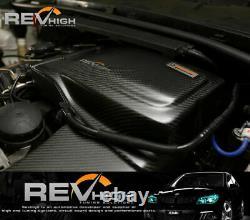 Bmw E93 335i N54b30 Boîte À Air En Fibre De Carbone Performance Kit De Filtre À Air Froid