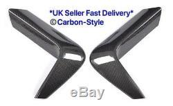 Bmw M3 F80 F82 M4 En Fibre De Carbone Pare-chocs Arrière Aspiration Splitter Diffuseur Garniture