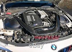 Bmw M3 M4 F8x Arma Speed carbon Fiber Intake Kit Induction Uk Disponibilité F80 F82