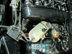 Bmw M5 E28 Grand Volume D'admission En Fibre De Carbone Airbox Combinaisons Moteurs M88