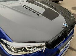Bmw M5 F90 Capot En Fibre De Carbone Avec Prises D'air