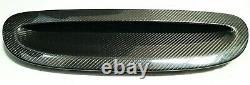 Bmw Mini F56 Véritable Jcw Carbon Fibre Bonnet Prise De Scoop F55 F57 F54 Cooper S