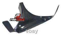 Carbon Race Air Intakes Pipes Tubes Pour Suzuki Gsxr Gsx-r 600 750 2004-2005 K4