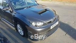 Carbone Pare-chocs Avant Évents Prises D'air Pour Subaru Impreza Sti Grb Hatchback 08+