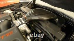 Corsa 44108-1 Prise D'air Froide En Fibre De Carbone 2006-2013 Corvette C6 Z06 Ls7 7.0l