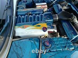 Corvette C5 Fibre De Carbone Intake Plenum Cover Ls1 Ls6