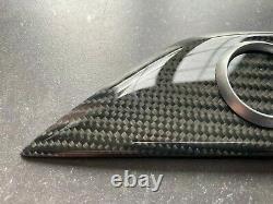 Décals Du Collecteur D'admission De Fibre De Carbone Audi R8 Fabriqués Par Dbcarbon Allemagne