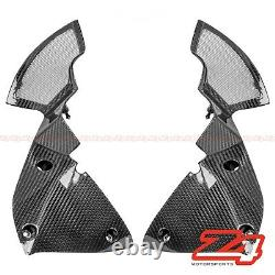 Discount 2010-2013 Z1000 Entrée D'air Intérieur Avant Ram Fairing Cowling Fibre De Carbone