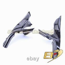 Ducati 1098 1198 848 100% Fibre De Carbone Air Vent Admission Dash Panneau De Couverture