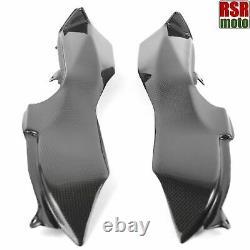 Ducati 749 999 Couvre-tubes 100 % Carbone Fibre D'air