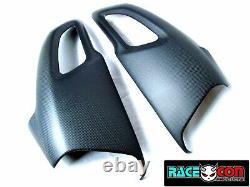 Ducati Diavel Fibre De Carbone Prise D'air Couvre 2011 12 13 14 15 16 17