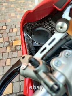 Ducati Panigale Prise D'air Couverture Ram Dash
