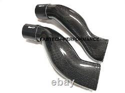 E55 Amg Intake System Fibre De Carbone Mercedes Benz M113k Supercharged Cls55 Sl55