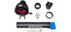 Eventuri Carbon Fibre Air Intake Kit S'adapte À Ford Focus Rs Mk3 2.3l Ecoboost
