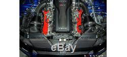 Eventuri Fibre De Carbone Kit D'admission D'air Correspond À Audi Rs4 / Rs5 B8
