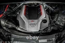 Eventuri Kit D'admission D'air En Fibre De Carbone Pour Audi Rs4 / Rs5 B9