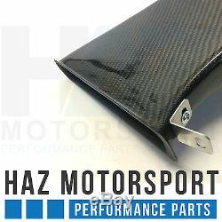 Fibre De Carbone À Induction Kit + Aspiration Boyau D'entrée Vw Golf Mk7 R / Gti Audi S3 8v Rouge