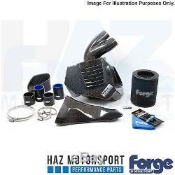 Forge Motorsport Salut-débit En Fibre De Carbone Kit D'admission Pour Audi C7 Rs6 / Rs7 S6 / S7