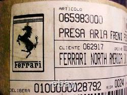 Frein De Frein À Prise D'air Arrière Ferrari 360 65983000 Challenge Carbon Fibre Droite Oem