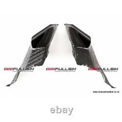 Fullsix Ducati 899 1199 Panigale Carbon Fibre Seat Air Intake Set