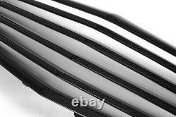Grille De Grille Avant En Fibre De Carbone Pour Mercedes Benz Classe E W212 E250 E350 09-13