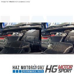 Hg Motorsport Fibre De Carbone Ram Air / Admission Scoop Pour Audi Tt Tts Ttrs 8j