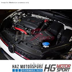 Hg Motorsport Hfi Carbon Air Intake Kit Pour Vw Golf Mk7 Gti/r & Audi A3/s3 8v