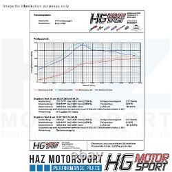 Hg Motorsport Hfi Carbon Fibre V. 2 Plus Kit D'admission D'air Pour Vw Polo 2.0 R/wrc 6r