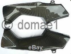Honda Cbr900rr Fibre De Carbone Ram Admission D'air Couvre Fireblade Sc44 929 2000-2001