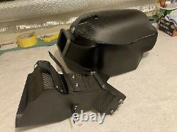 Honda Rc-51 Sp1/2 Dhc Oem Replica Ram Air Intake Kit Avec Lidded Airbox Kit