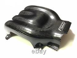 Jdm Mazda Rx7 Rx-7 Feed Racing Avant Royary Prise De Moteur Manifold Cover Carbon