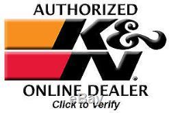 K & N Aircharger D'admission Performance En Fibre De Carbone Fits 2017-2019 Camaro Zl1 + 23cv