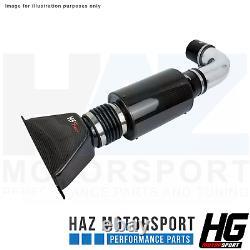 Kit D'admission D'air Froid En Fibre De Carbone De Hg Motorsport Vw Golf Mk5 Mk6 / Scirocco 1.4tsi
