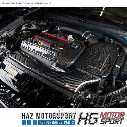 Kit D'admission De Fibre De Carbone Hg Motorsport Cold Air Pour Audi Rs3 8v 367hp