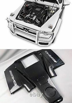 La Prise D'air En Fibre De Carbone Couvre Le Kit De Style Moteur Mercedes Classe G W463