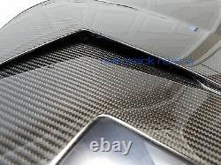 Lamborghini Aventador Carbon Fiber Capot Avant Capot Avec Dômes D'admission Augmenté