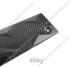 Lamborghini Aventador Carbon Fiber Center Intake Panel