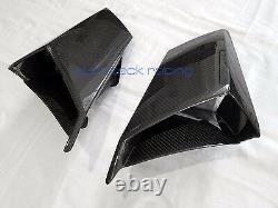 Lamborghini Aventador Carbon Fiber Side Window Engine Air Intakes / Vents États-unis
