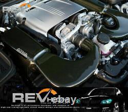 Mercedes Benz W205 C63s Boîte À Air En Fibre De Carbone Performance Filtre À Air Froid K